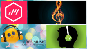 Escuchar música gratis sin copyright por internet